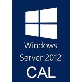Microsoft Windows Server CAL 2012